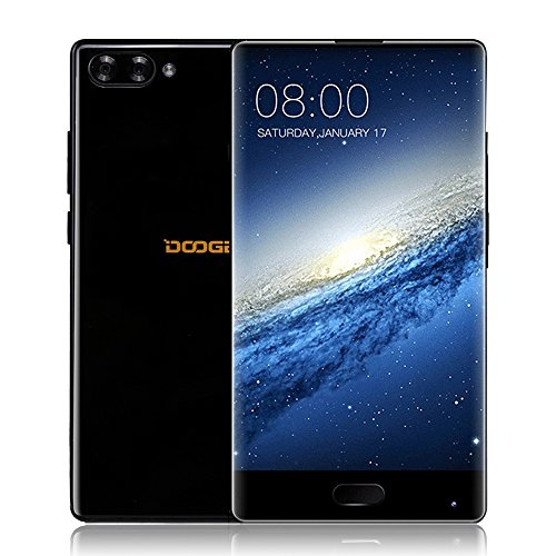 DOOGEE MIX 4G FDD-LTE Smartphone Android 7.0 5.5...