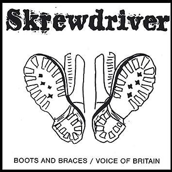Boots & Braces / Voice Of Britain