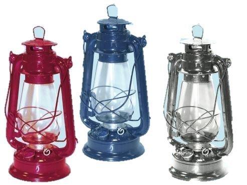 lampada a petrolio Lanterne a petrolio cm. 30 - rossa