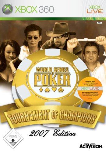 World Series of Poker - Tournament of Champions [Importación alemana]