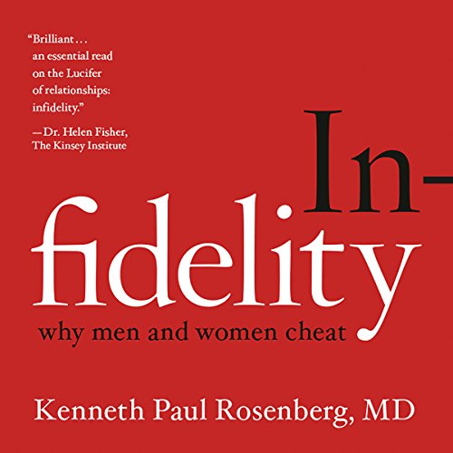 Infidelity audiobook cover art