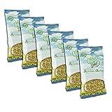 Herbes Del Moli - Pack Ahorro De 6 Bolsas X Milenrama, Flor 50 Grs. - Hierbas Naturales Tradicionales