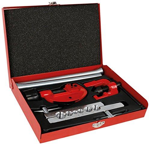 Cogex 54006 - Conjunto fontanero, tuberías resortes cortador/titular/torsión, set 6 piezas