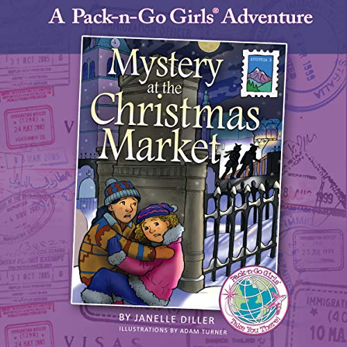 Mystery at the Christmas Market: Austria 3 Audiobook By Janelle Diller cover art