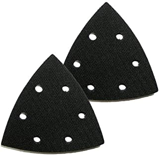 Skil 7300-01/7302-02 Multi-Finishing Sander OEM Replacement (2 Pack) Sanding Pad # 2610941074-2pk