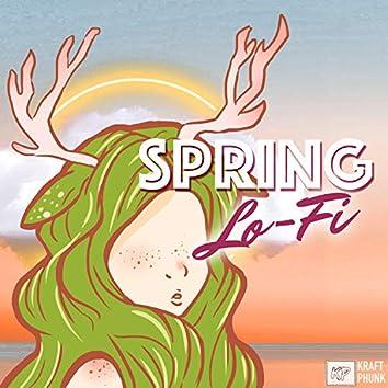 Spring LoFi - 2021 Happy Springtime Beats to Study & Relax