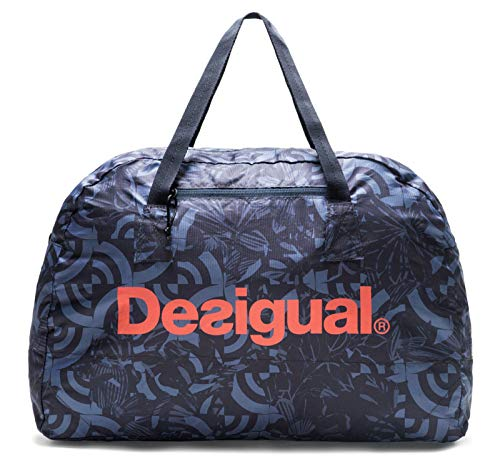Desigual Packable Gym Bag Geopatch