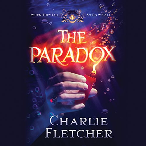 The Paradox audiobook cover art