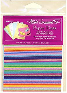 Arnold Grummer's Paper Tints 3 7/8 in. x 6 7/8 in. pack of 24