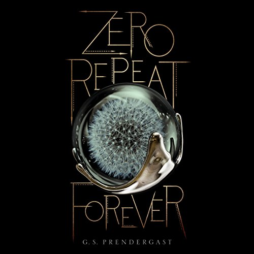 Zero Repeat Forever audiobook cover art