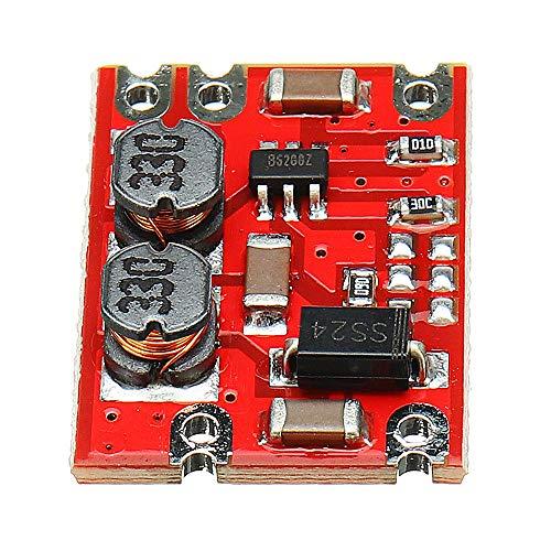 DC-DC 3V-15V till 9V Fast Output Automatic Buck Boost Step Up Step Mastered Power Supply Module Bestep för Arduino - Produkter som arbetar med föreskrivna Arduino Boards