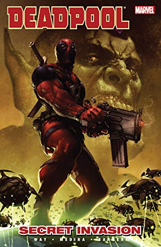 Deadpool Vol. 1: Secret Invasion (English Edition)