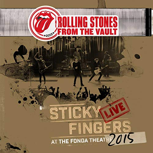The Rolling Stones - From The Vault - Sticky Fingers Live (D