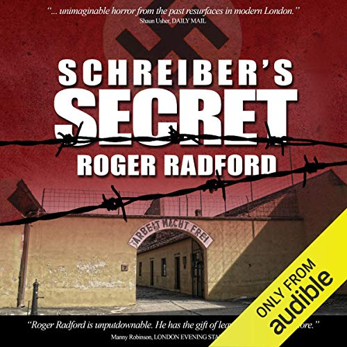 Schreiber's Secret Audiobook By Roger Radford cover art