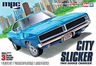 MPC 879M-100 City Slicker 1969 Dodge Charger Model Car Kit