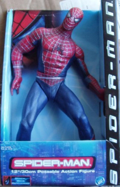 Descuento del 70% barato Juguete Biz SPIDER-MAN 12 Movie Figura by by by Spider-Man  salida de fábrica