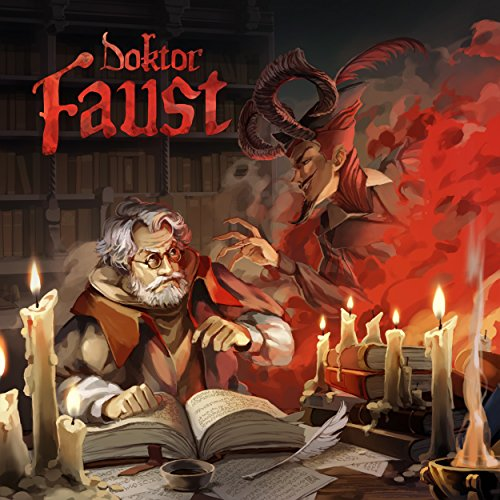 Doktor Faust audiobook cover art