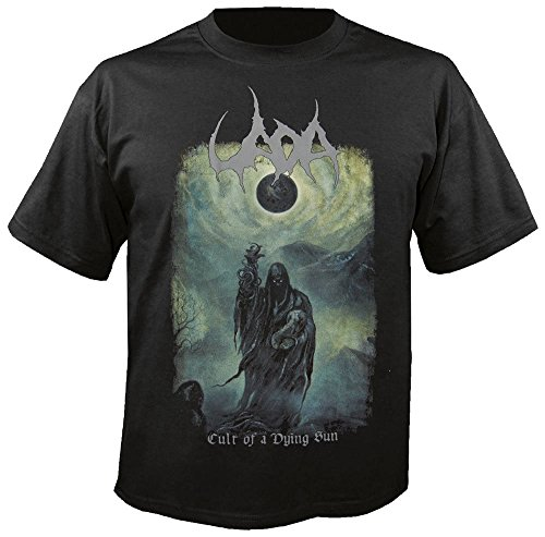 Uada - Cult of a Dying Sun - T-Shirt Größe XL