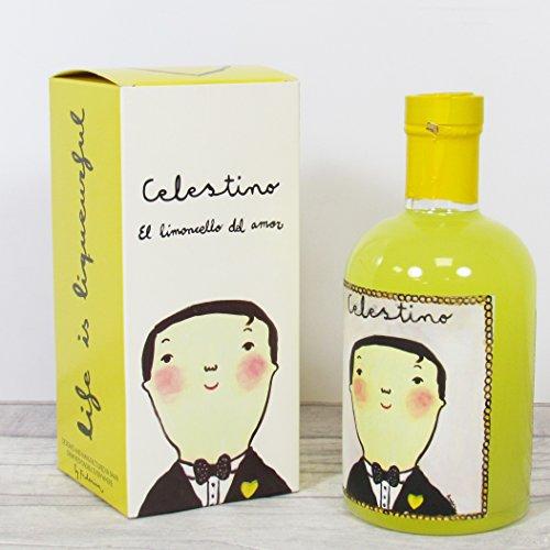 Celestinos - Licor de limón Celestino El Arancello de Valencia