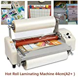 DiLiBee Hot Roll Laminiermaschine 8460T 440mm Laminating Machine Laminator Verschiedene