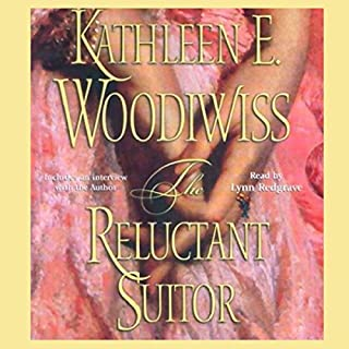 The Reluctant Suitor audiobook cover art