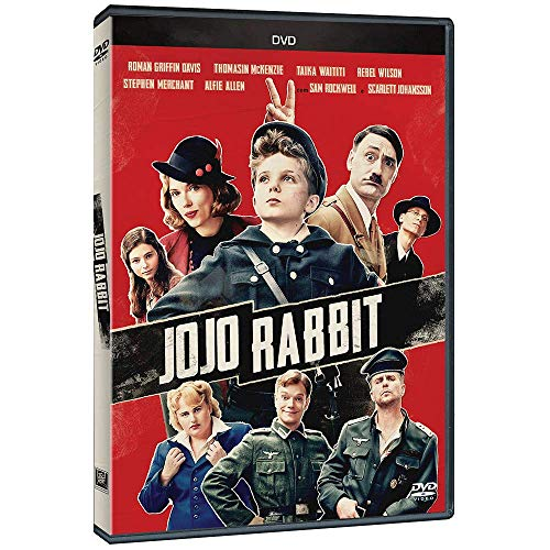 Jojo Rabbit [Dvd]