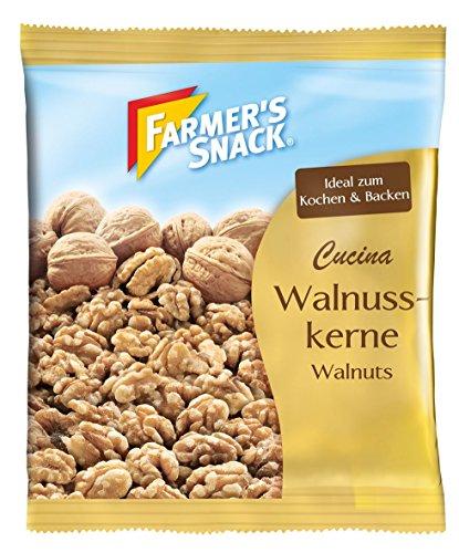 Farmer's Snack Cucina Walnusskerne, 13er Pack (13 x 100 g)