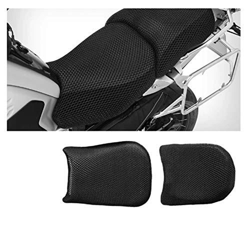 YUFENGJIAO La protección de la motocicleta Amortiguador de asiento de la cubierta en forma for BMW R1200GS R 1200 GS Adventure LC ADV R1250GS Tela de una silla de cubierta de asiento Accesorios