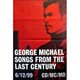 George Michael - Riesenposter Songs from the last Century
