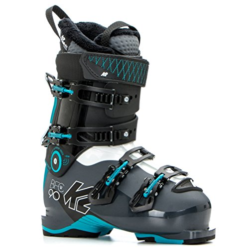 K2 Skis Damen Bfc W 90 Skischuhe, Mehrfarbig, 25.5 (40 EU)