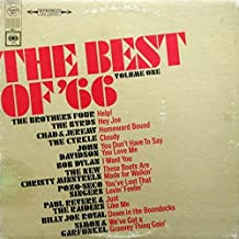 The Best of '66, Volume One
