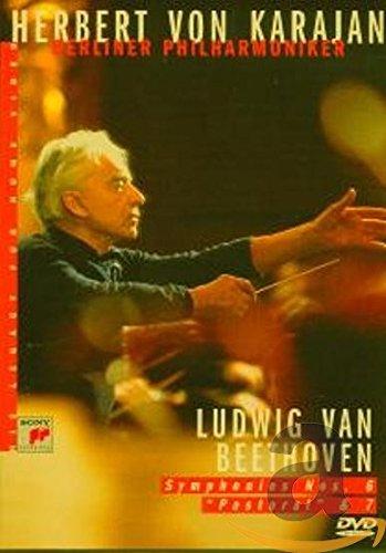 """Karajan, Herbert Von - Beethoven : Symphonies Nos. 6 """"Pastorale"""" & 7"""
