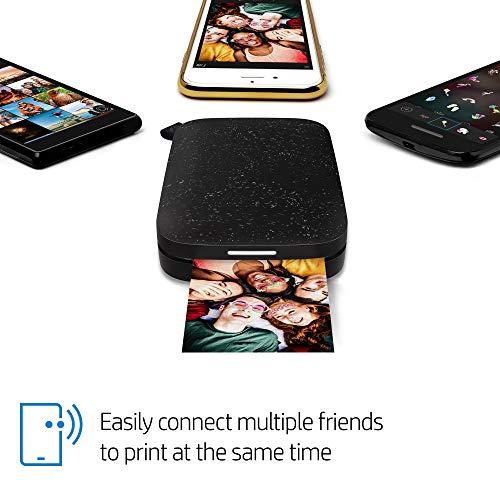 HP Sprocket 200 Photo Printer ZINK (Zero Ink) 313 x 400 DPI 2