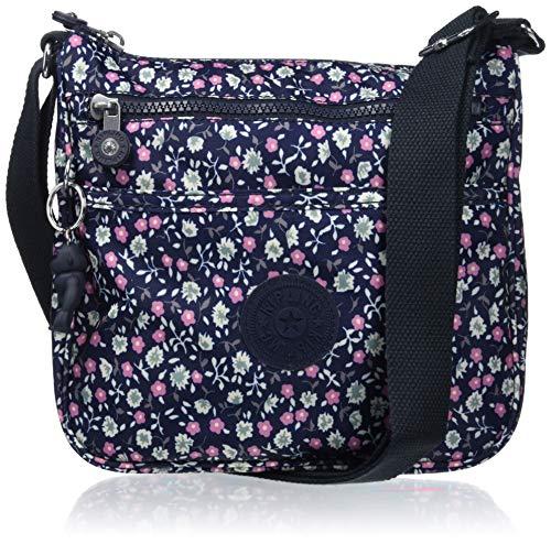 Kipling Women's Jordan Crossbody Bag, Floral Rush, One Size