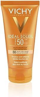 Vichy Ideal Soleil Protector Solar BB Toque Seco Fluido con Color FPS 50 50 ml