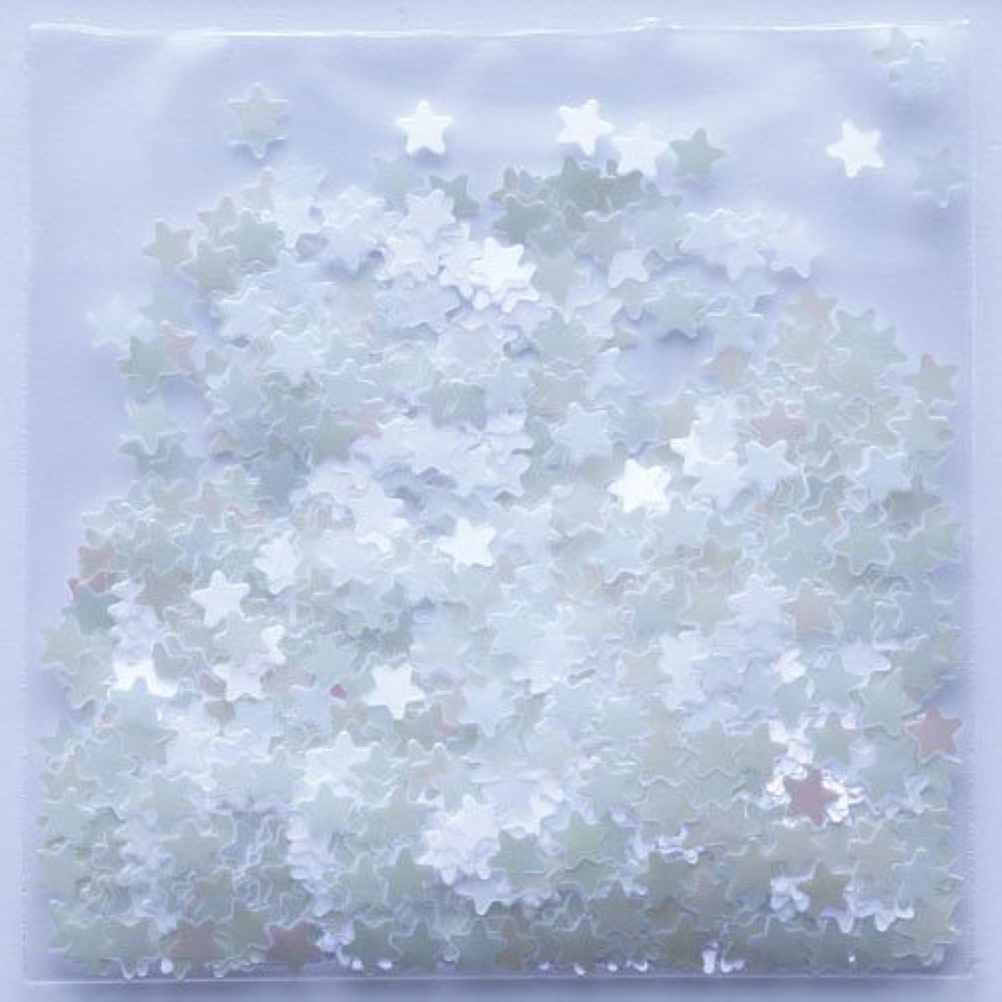 体細胞金額野なピカエース ネイルアート 星パステル #172 ホワイトパープル 0.5g