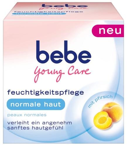 bebe Young Care 21618 - Feuchtigkeitscreme, 50ml