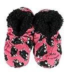 Lazy One Fuzzy Feet Slippers for Women, Cute Fleece-Lined...