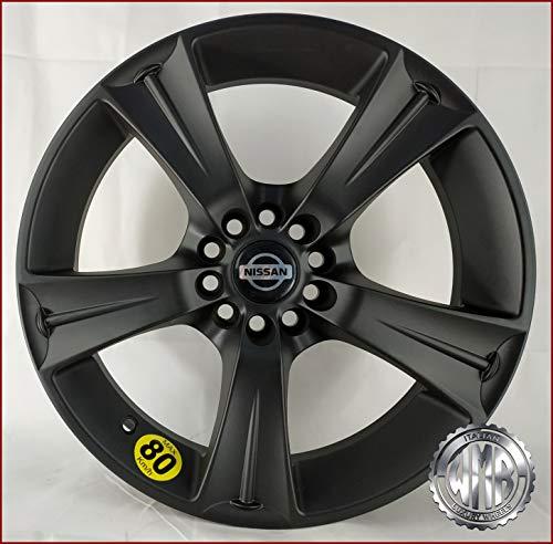 SP15185114 1 llanta de aleación de 18 pulgadas para rueda de repuesto Nissan Qashqai