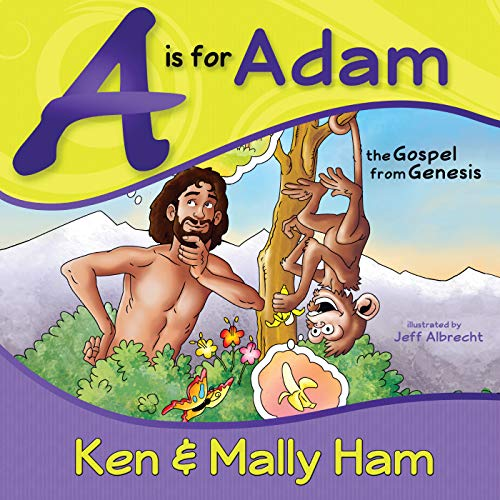 A is for Adam (English Edition)
