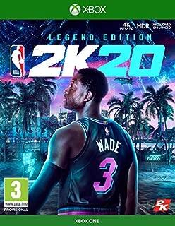 NBA 2K20: Legend Edition (Xbox One) (輸入版)