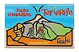 DONSOUVENIR MAGNETICO Tenerife. Modelo: TEIDE. IMAN
