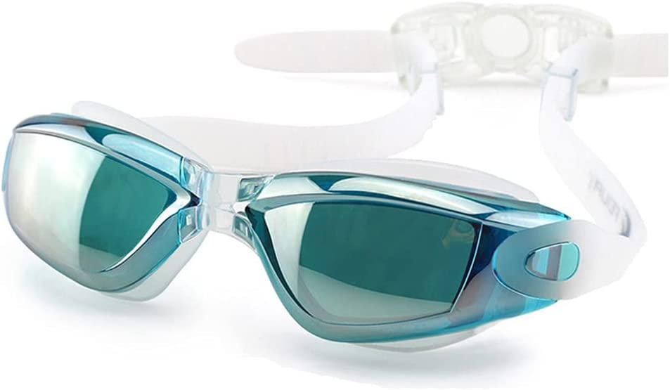 DWQ Unisex Wide-Field Time Regular discount sale Swimming Waterpro High-Definition Goggles
