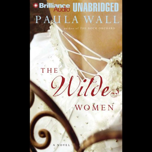 The Wilde Women audiobook cover art