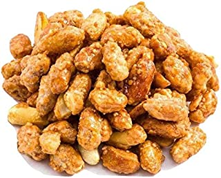 Sponsored Ad - Oregon Farm Fresh Snacks Toffee Peanuts - Sun-Baked Sweet Peanuts Covered in Toffee - Locally Made Butter T...