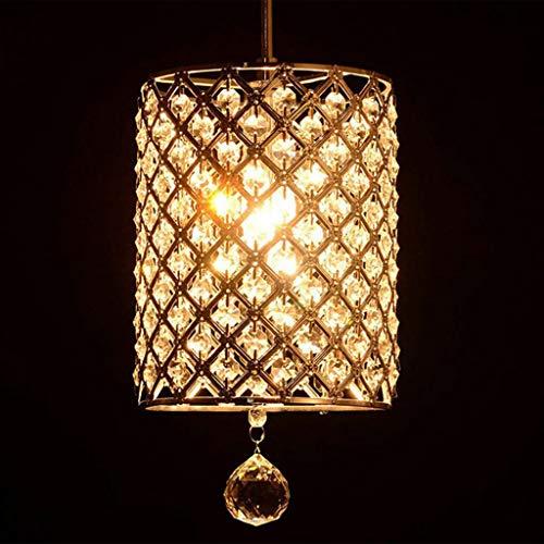 BAIJJ hanglamp lichten Europese kristal mini kandelaar, moderne kristallen kroonluchter verlichting kandelaar [Energie Klasse A ++]