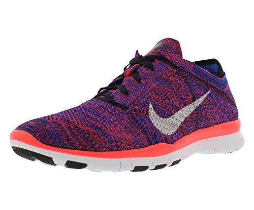 Nike Free Tr Flyknit Sz 10.5 Womens Cross Training Shoes, Purple, Size 10.5