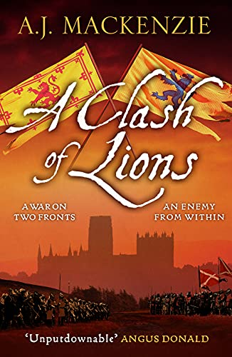 A Clash of Lions (The Hundred Years' War Book 2) (English Edition)