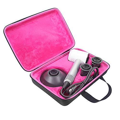 Elygo Custodia Protettiva per asciugacapelli Dyson Supersonic, in etilene vinil Acetato, Custodia Rigida da Viaggio