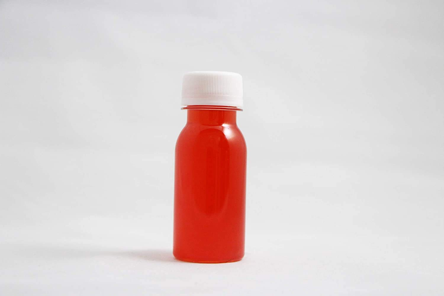 Empty 誕生日 人気ブレゼント! お祝い PET Plastic Clear Juice Bottles with Round BPA Caps Fr -